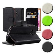 Handy Hülle für Samsung Galaxy S3 MINI Cover Case Tasche Etui Luxury Glatt