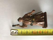 """figurine vintage vinta frere tuck """"friar tuck"""" 6cm de haut crescent toy co"""