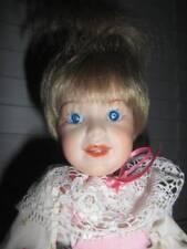 """Sfbj ~ Vintage Sweet Bisque Paris 10"""" Doll"""