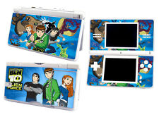Skin Sticker to fit Nintendo DS Lite DSL - Ben 10