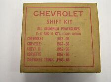 Chevy Aluminum Powerglide Transgo Shift Kit 1962-1966