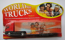 Minitruck Biertruck Brauereitruck Coca Cola World Of Trucks Nr.3 IVECO Stralis
