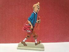Figurine Métal Tintin vol 714 MOULINSART
