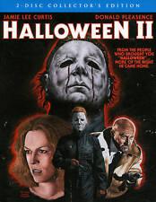 Halloween II Collector's Edition 2 Disc Blu-ray