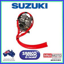 SUZUKI DRZ400 SAMCO CARBY OVERFLOW BREATHER HOSE CARBURETTOR KIT RED DRZ 400
