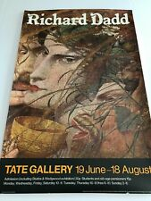 Bacchanal Scene, Richard Dadd, Art Museum Poster, Tate Gallery, London