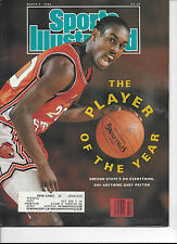Sports Illustrated March 5 1990 Gary Payton