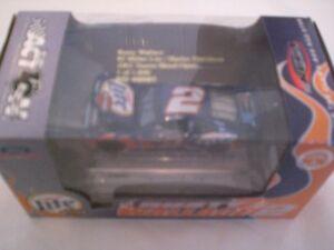 Rusty Wallace #2 RCCA Miller Lite / Harley-Davidson RARE 1/1800 2002 Taurus