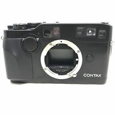 Contax G2 Black 35mm Rangefinder Film Camera Body Only [Excellent] from japan