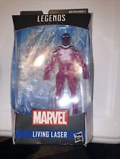 Hasbro Marvel Legends Series 6-inch Living Laser Figure Thanos BAF