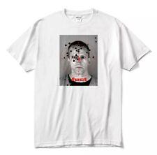 FUCT Derek Chauvin T-Shirt Graphic Tee Size Medium