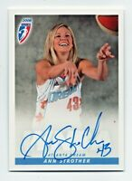 2008 WNBA Autograph #AS Ann Strother Atlanta Dream