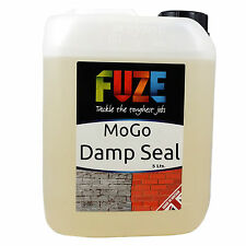 MoGo Damp Seal - 5 Litres. Protect against mould damp and mildew.