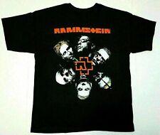 RAMMSTEIN Member T shirt Black Heavy Cotton All Size Gifl Fan TT1040