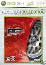Used Xbox 360 Project Gotham Racing  MICROSOFT JAPAN JP JAPANESE JAPONAIS IMPORT