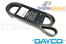 Land Rover Defender TD5 Drive Fan Belt (Non A/C) - DAYCO OEM - PQS101490