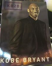 Kobe Bryant Commemorative Book SGA Final Game 4/13/16 & Ticket Lanyard LA Lakers