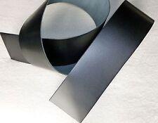 1 Lederriemen schwarz * * 1,20 m x  7 cm x 1,9 mm  *top Preis *