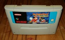 Super Nintendo Mickey Mouse The Magical Quest. SNES