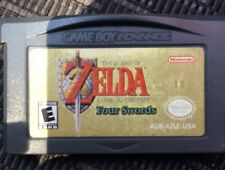 The Legend Of Zelda - A Link To The Past + Four Swords - GameBoy Advance GBA