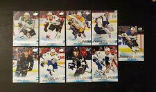 2019-20 Upper Deck Update Hockey Lot of 9 Young Guns