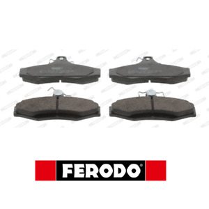 KIT SERIE PASTIGLIE FRENO POSTERIORE DAEWOO - SSANGYONG FERODO FDB1336