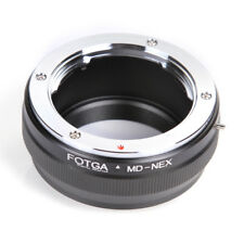 FOTGA Minolta MD Lens To Sony NEX E Mount Adapter Ring A7S A7 A7R III II NEX7/6