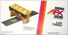 1974 Vintage Aurora AFX Model Motoring Slot Car LAP TIMER Accessory Sealed Box!