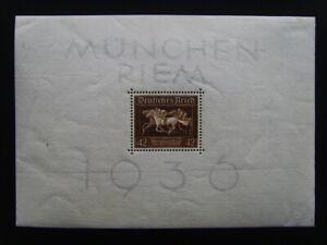Deutsches Reich   Michel-Nr. Block 4   postfrisch