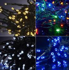 Fairy String Lights Battery Operated w Timer Decorations Christmas 50/100/200LED