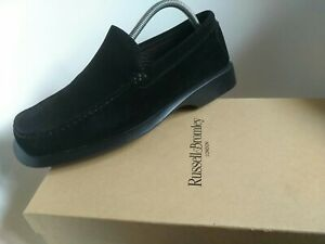 RUSSELL & BROMLEY Mens shoes size 8 Smart loafers moccasins