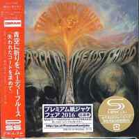 MOODY BLUES-IN SEARCH OF THE LOST CHORD-JAPAN MINI LP SHM-CD Ltd/Ed G00