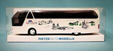 RIETZE AUTO MODELLE BUS 62026 Neoplan Starliner World Wide Gruppenreisen 1/87