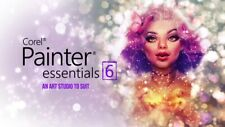Corel Painter Essentials 6 - Download and Official License Key