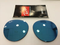 CRISTALES RAY-BAN ROUND METAL RB3447N 001/90 47 REPLACEMENT LENS LENSES RB 3447