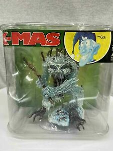 McFarlane Toys Spawn Twisted Jack Frost X-Mas Collectible Figurine