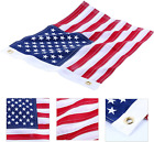 Amarine Made 12x18 Inch Yacht Boat Ensign Nautical US American Flag with Sewn &