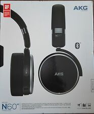 *BRAND NEW SEALED* AKG N60 NC - Bluetooth Wireless Noise Canceling Headphones