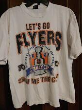 Philadelphia flyers Tshirt 1997 Stanley Cup Finals