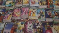 100 common + 5 UC Dragon Ball Super bulk Cards genuine bandai