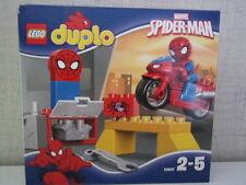 LEGO 10607 DUPLO-Spider-Man (Web-BIKE Workshop) - NUOVO & OVP