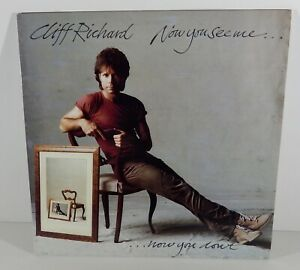 CLIFF RICHARD  Now you See Me