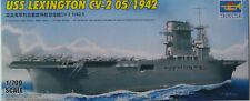 Flugzeugträger CV-2 LEXINGTON,US Navy,Carrier,WW II,Trumpeter,05716, 1:700,NEU