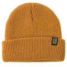 ANTI HERO BLACKHERO CUFF BEANIE GOLD