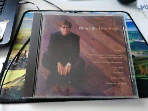 ELTON JOHN -LOVE SONGS - CD