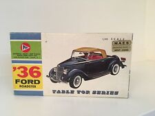Pyro 1936 Ford Roadster Model Car Kit 1/32