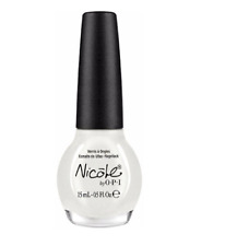 OPI Nail Varnish Nicole Kardashian Color It's all about the glam White