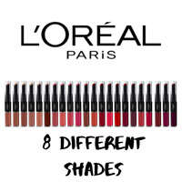 L'oreal Infaillible 24H Lipstick Dual Ended Free & Fast Uk Delivery Brand New