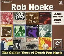 Golden Years Of Dutch Pop Music - Rob Hoeke (2016, CD NIEUW)2 DISC SET
