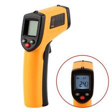 Temperature Gun Non-contact Infrared IR Laser Digital Thermometer FDA Approve DH